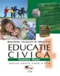 Dumitra Radu Educatie civica - manual iv